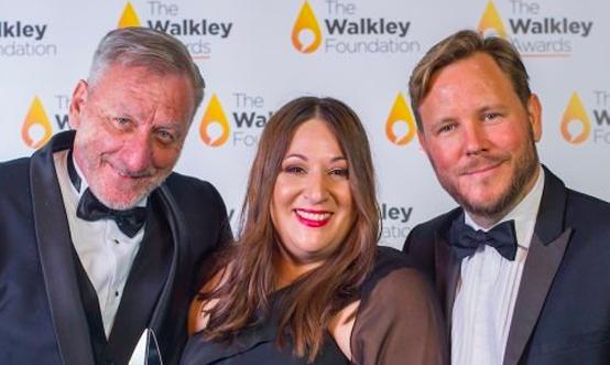 Walkey Award
