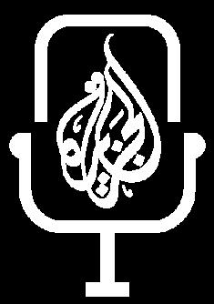 Aj Jazeera Podcast Logo
