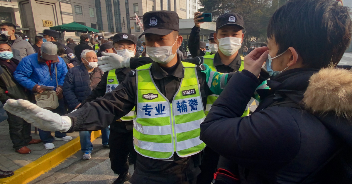 Citizen journalist jailed for 4 years over Wuhan virus reporting