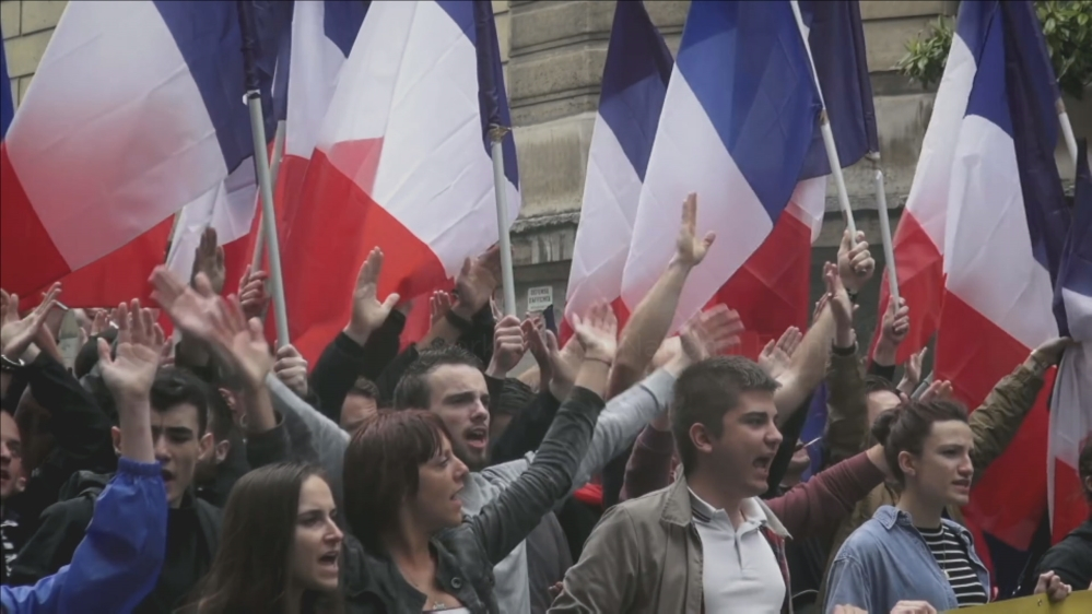 France and the growing support for the far right