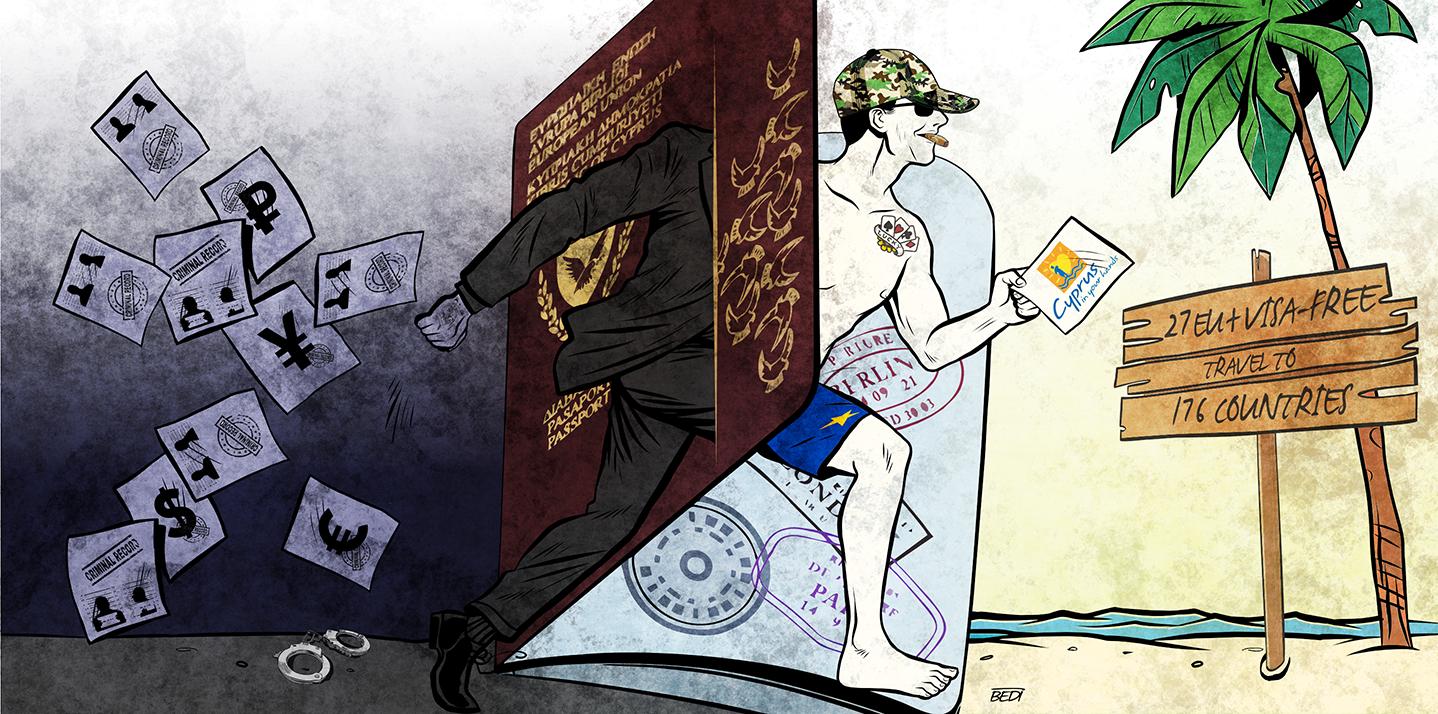 Cyprus's dirty secrets