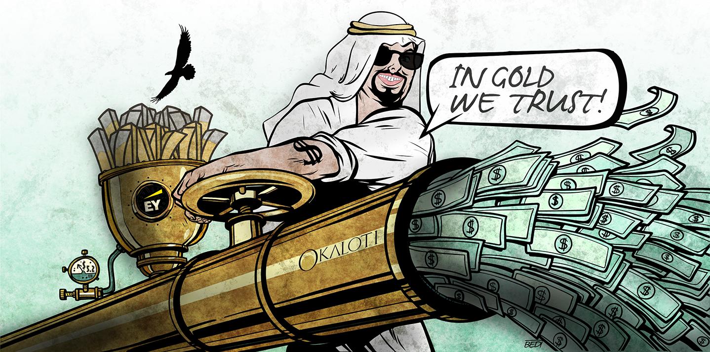 Audio reveals pressure on Dubai gold whistle-blower
