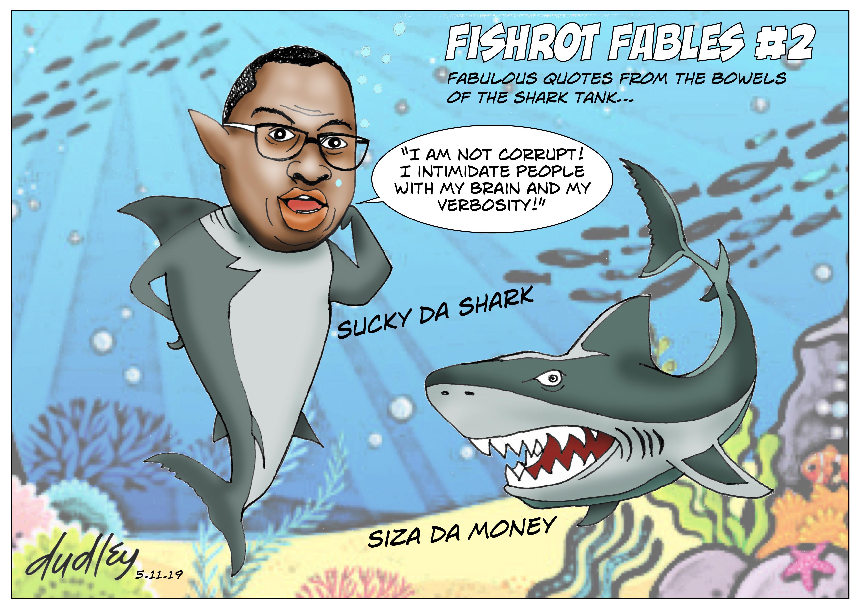 Fishrot Fables