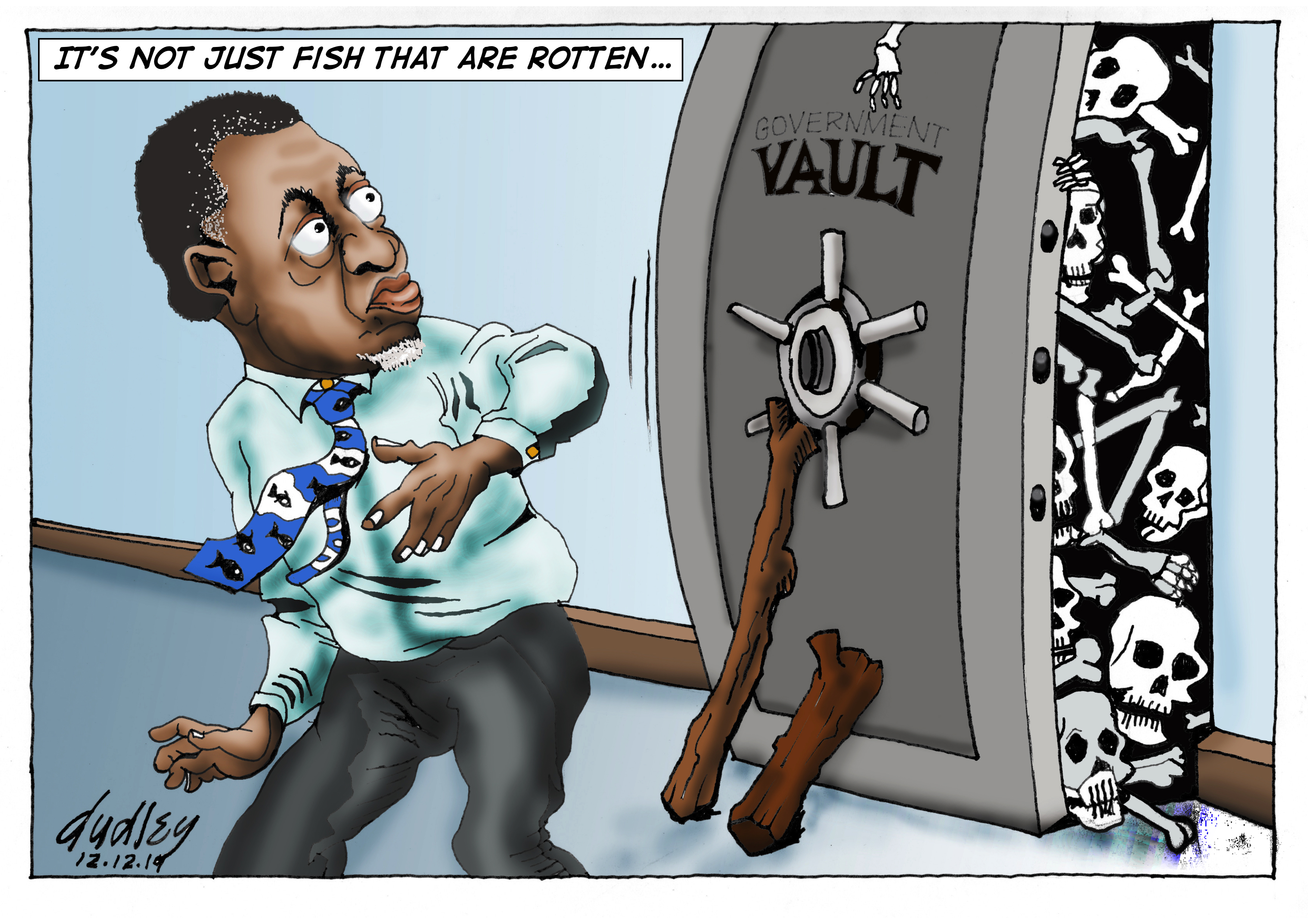 Government Vault