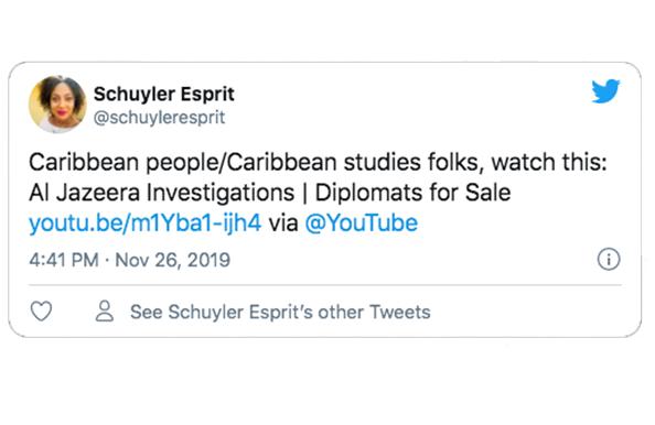 Schuyler Esprit, PhD