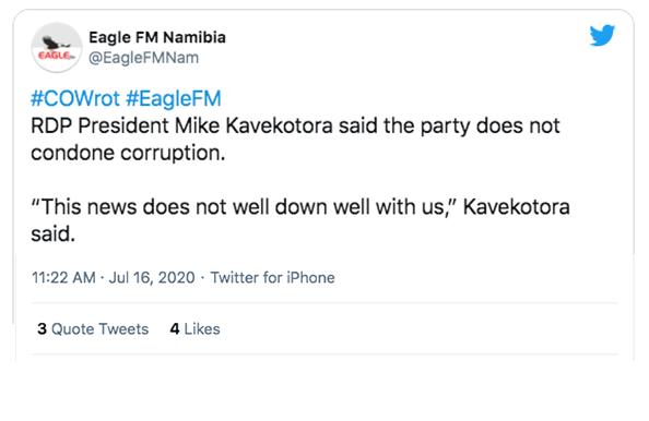 EagleFM Namibia