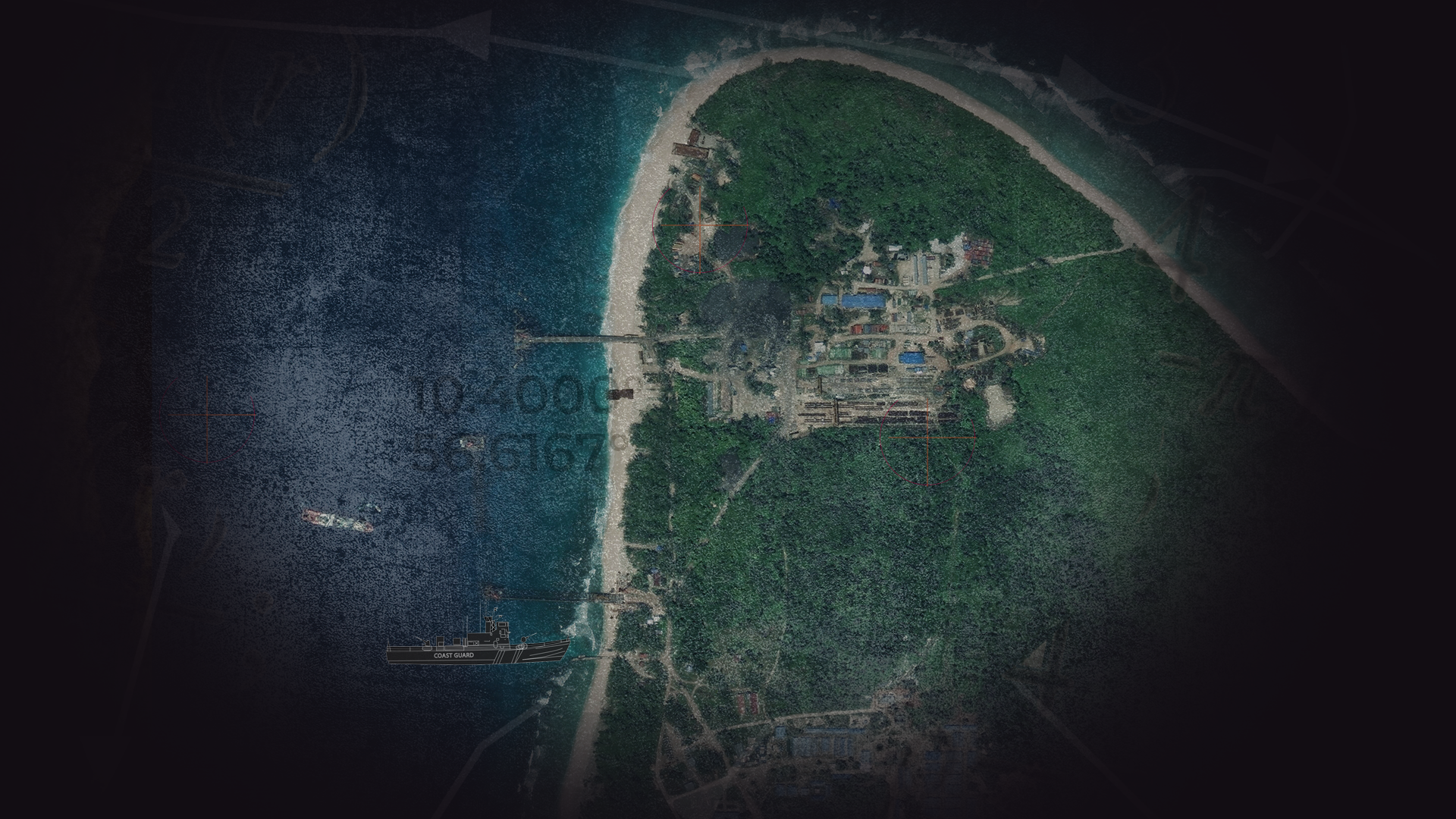 Evidence points to secret Indian navy base on Mauritian island